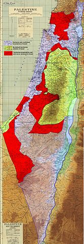 Google Earth Overlay Israel Palestine, Google Earth Overlay of Israeli borders, Israel borders overlay for Google Earth