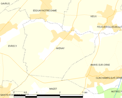 Map commune FR insee code 14034.png