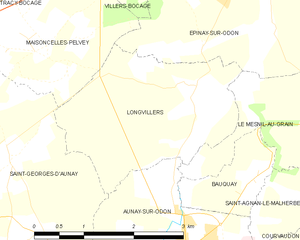Map commune FR insee code 14379.png
