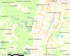 Map commune FR insee code 21110.png