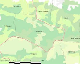 Map commune FR insee code 26245.png
