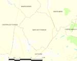 Map commune FR insee code 32364.png