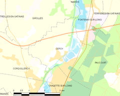 Map commune FR insee code 45061.png