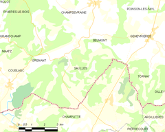Map commune FR insee code 52464.png