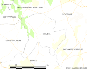 Map commune FR insee code 61137.png