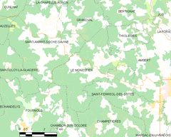 Map commune FR insee code 63230.png