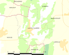 Map commune FR insee code 65248.png