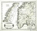 Map of Norway in 1791 by Reilly 075.jpg