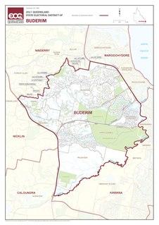 Electoral district of Buderim state electoral district of Queensland, Australia