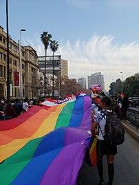 Marcha del Orgullo LGBT 2018 - Santiago, Chile 1.jpg