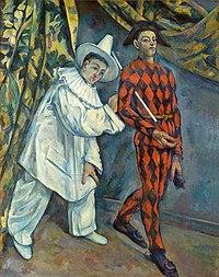 Mardi gras, par Paul Cézanne, Yorck.jpg