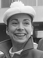 Margot Fonteyn in 1968.