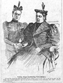 Maria Barbella Barberi and Mrs Foster Tombs Angel murder trial New York Journal Haydon Jones illustration 1896.png
