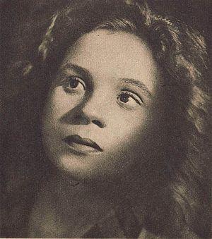 Maria Vinogradova (actress) - Image: Maria Winogradowa Ostatni Etap Film nr 26 1947 11 01
