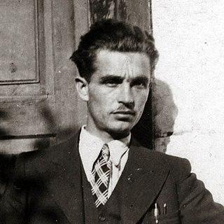 Marian Bernaciak Polish resistance fighter
