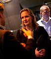 Marietje Schaake D66 Utrecht D-café Internetvrijheid2 (cropped).jpg