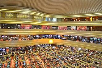 Marina Bay Sands - Marina Bay Sands Casino