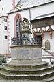 Marktbreit, Kriegerdenkmal vor Kirche-002.jpg
