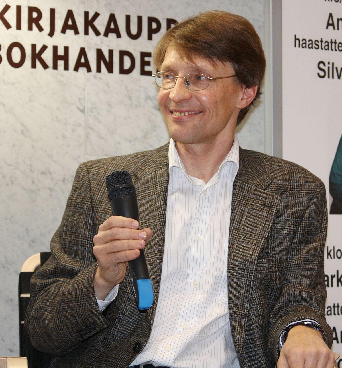 Markus Nummi Karkkipäivä