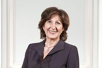 Vaduz - Marlies Amann-Marxer, 2013