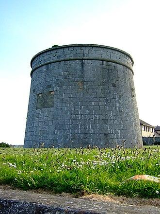 Skerries, Dublin - Martello Tower