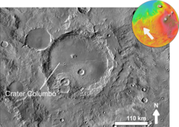 Martian crater Columbus based on day THEMIS.png