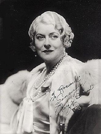 Mary Boland - Mary Boland (c. 1930s)