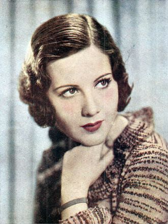 Mary Brian - Image: Mary Brian a color (1931)