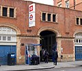 Marylebone station, side entrance, Harewood Avenue NW1 - geograph.org.uk - 1350690.jpg