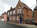 Masonic Rooms in Chaucer Street, Bungay - geograph.org.uk - 2241828.jpg