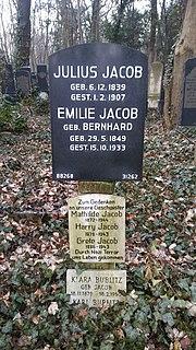 Mathilde Jacob