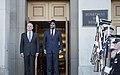 Mattis meets with Sajjan (31911354994).jpg