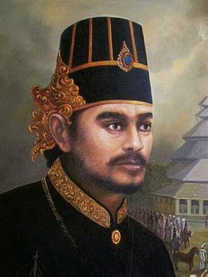 Maulana Hasanuddin of Banten - Image: Maulana Hasanuddin of Banten