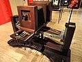 Maurice Bonnet OP 3000 lenticular image camera, c. 1942 - Musée Nicéphore Niépce - DSC05995.JPG