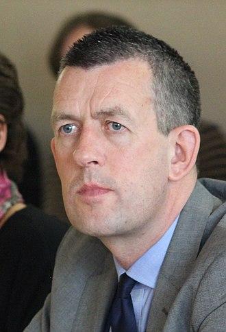 Maurice Quinlivan - Image: Maurice Quinlivan 2015