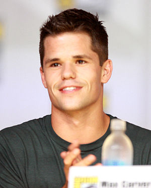 Max Carver - Carver at San Diego Comic Con International in 2013