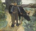 Max Liebermann - Ein Bauer mit seiner Kuh.jpg