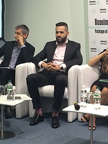 Maxim Nefyodov at RPR Forum.JPG