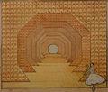 Maxime Dethomas-Esquisse de décor pour Les Abeilles-1917.jpg