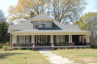 Marvell, Arkansas - Image: Mayo House