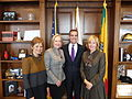 Mayor Garcetti meets with Philharmonic (16386556748).jpg