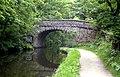 Mayroyd Bridge 15, Rochdale Canal - geograph.org.uk - 759613.jpg