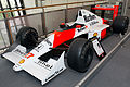 McLaren MP4-5B front-left2 Honda Collection Hall.jpg