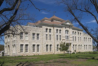 Medina County, Texas - Image: Medina county tx courthouse