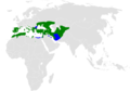 Melanocorypha calandra distribution map.png