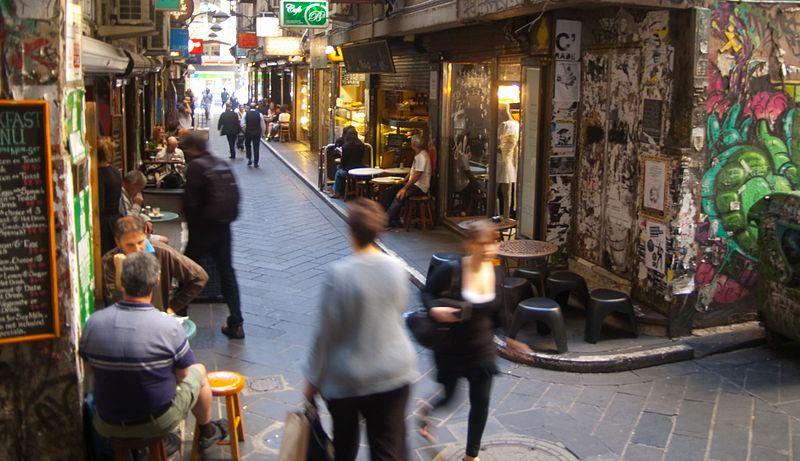 Melbourne lane 2010.jpg