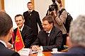 Melnkalnes premjera un Ministru prezidenta Valda Dombrovska tikšanās 31.08.2011. (6098846079).jpg