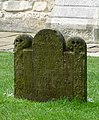 Memorial stone Chichester Cathedral - geograph.org.uk - 1287930.jpg