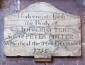 Memorial to John Potter in Chester Cathedral.jpg