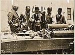 "Men inspecting the car ""F.H. Stewart Enterprise"", 1926 - 1936 (4580008123).jpg"